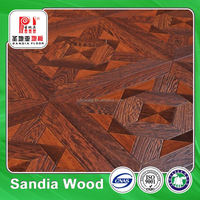 Quick Click Indoor Decoration Best Industrial Laminated Flooring