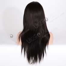 cheap natural hairline 100% human hair yaki texture quality wig