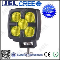 JGL Heavy Dury 10V-80V Factory Directly Offer 1800Lm Great Performance For 4X4 MOTORCYCLE FOG LIGHTS LED