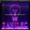 customized size windows curtain crystal light decorations lighting curtain decor for restaurant ,hotel,home