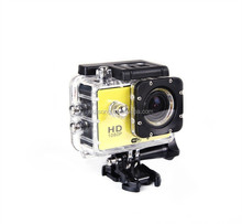 SJCAM SJ4000 HD1080p WIFI Sport Action Camera Mini HD DV 1.5Inch With Bicycle Helmet Mounting Kit Night Version 30M Underwater