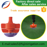 Lithuania Plastic irrigation sprinkler stud 100 spray made in China