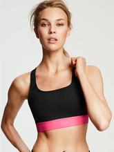 Cheap ladies sports and yoga bra with front closure custom supplex women yoga bras on sale
