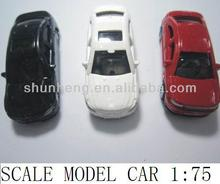 Architecture scale model making materials model cars