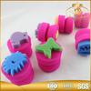 children kids stamp foam sponge brush