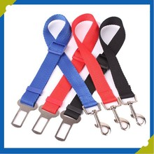 Vogue Dog Pet Car Safety Seat Belt Straps Harness Restraint Lead AdjustableTravel Clip