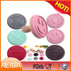 RENJIA silicone cookie stamp teacher stamps postage stamps