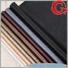 QG5513 2015 hot sale soft handfeel furniture sofa bags pvc leather