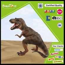 caliente de los animales juguetes de plástico de simulación de dinosaurios de juguete