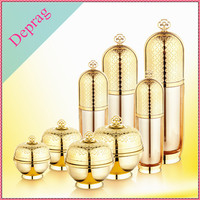 2015 new hot sale skin care product in Korea market 50ml acrylic cosmetic jar