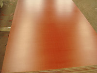 12mm red waterproof film faced plywood for shuttering