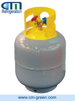 R22 gas cylinder gas station tank refrigerant recovery tank gas cylinder filling station tank