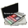 Aluminum durable handcrafted hot sale in occident premium poker chip set