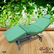 Beauty facial massage bed for whole body with penis and vagina KZM-8802
