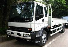 Diesel FTR Van Cargo Truck for Africa 4x2