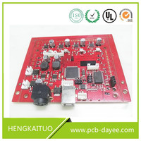 DAYEE can produce your PCB boards that require surface mount, BGA pcb board