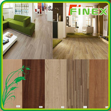 5.0MM Commercial Wood PVC Plank Loose Lay Vinyl Flooring