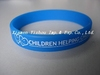 Personalized printing silicone bracelet