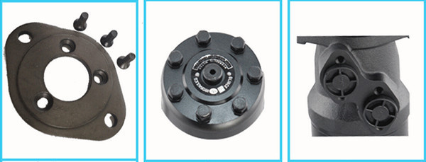 Concrete mixer used high torque hydraulic motor omr high for Hydraulic motor low rpm