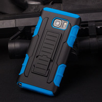 Heavy Duty Shockproof Hybrid Silicone Armor Hard Stand Case Cover For Samsung galaxy note 5 N9200