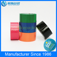 colorful water based adhesive acrylic carton packing tape