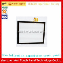 Design or customized capacitive touch panel