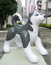 2015 best selling giant inflatable dog,inflatable dog decoration,inflatable christmas decoration dog