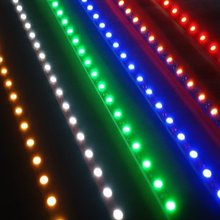 The Lowest Price RGB flexible led strip lights RED/BULE/WW/CW/GREEN