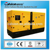 Silent Diesel Generator Set with UK engine and CE