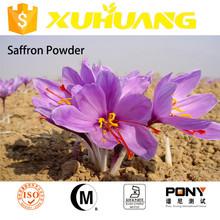 Gmp fabrik-versorgungsmaterial iranischen safran/Preis safran pro kg/safranpulver