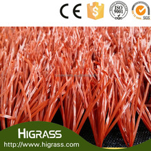 colorful/ red soccer grass for football field soccer pitch