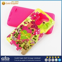 [NP-2231] Hot Selling 2 in 1 Custom Design OEM Phone Case for LG G3 Mini