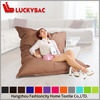 single chair sofa bed,outdoor waterproof beanbag sofa seat, Lazy adults bean bag recliner