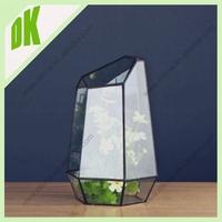 Watering can garden planter terracotta geometric glass pot // Garden outdoor decoration frog flower pot