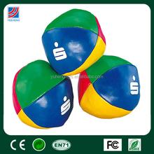 Logo cadeau promotionnel article de cadeau d'affaires de la chine julling bal hacky sack sac de haricots