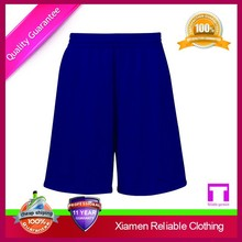 Customized 100% Polyester basketball short wholesale in China