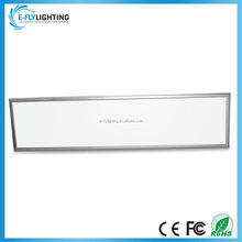 300*1200 office use CRI80 120 beam angle , high power factor 36w led panel light