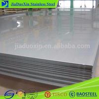 4'x8' mill test certificate 310 stainless steel sheet