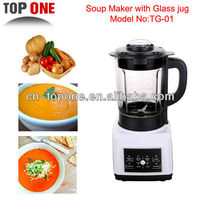 Patented One-Touch Soup Maker TG-01