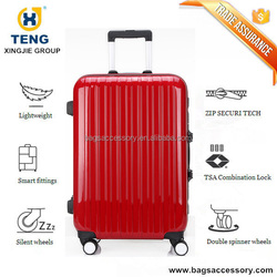 Hardside Luggage Bag Parts with Spinner Wheel
