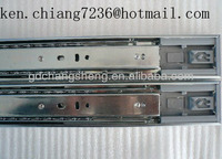 Guangzhou Interzum full extension push to open slide & hinges/drawer rail