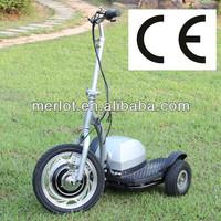 zappy electric 3 wheel moped