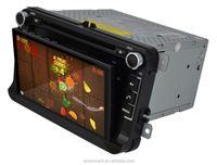 Best-selling 7'' two din in-dash HD screen android 4.0 OS car dvd player DM7836C with 3G,WIFI, ipod, OBD, iPod, etc for VM.