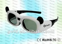 2012 new children style shutter 3D glass for 3D TV
