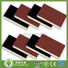 high gloss dynea black film faced plywood cor construction