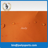 wholesale cheap 600D polyester waterproof oxford cloth for bag with PVC backing