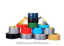 Hot Sale JL-8380 35 Mesh Duct Cloth Tape Fiberglass Self Adhesive Rubber Tape Binding Tape, Colorful, Free Sample