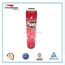 DOT SGS Standard factory air freshener metal air pressure spray bottle