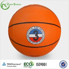 Zhensheng Mini 5 Inch Rubber Basketball