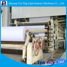 Notebook Paper Making Machine Writing Paper Making Machine with Good Quality and Reasonable Price